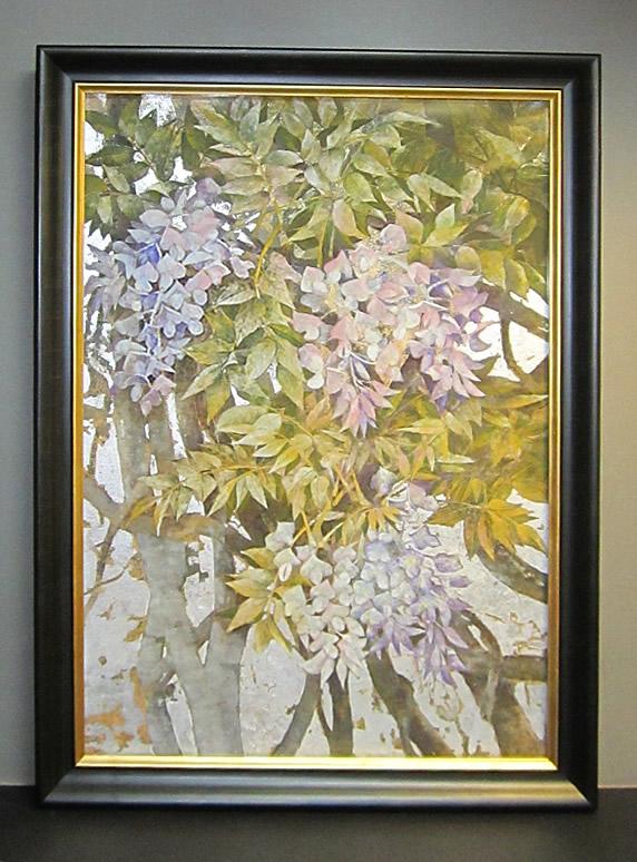 松原のE.Tさんの日本画